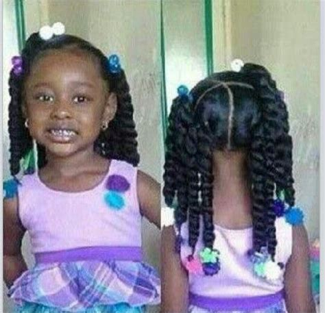 little girl hairstyles in ponytails 151 best images about natural kids pig ponytails on
