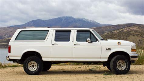auto air conditioning service 1993 ford bronco parental controls rare ford bronco 4 four door 4x4 centurion f150 93 1993 classic ford bronco 1993 for sale