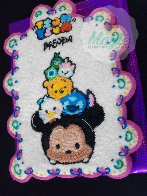 Tsum Tsum Chigiripan Pull Apart Bread best 25 tsum tsum birthday cake ideas on tsum tsum cakes tsum tsum and