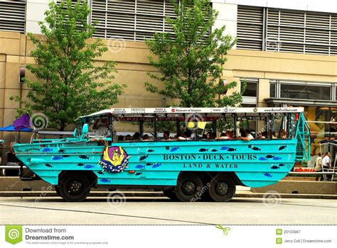 boat tour in boston boston duck boat tours editorial photography image of