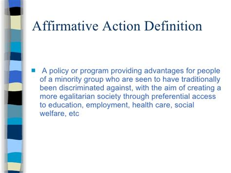 affirmative plan affirmative presentation