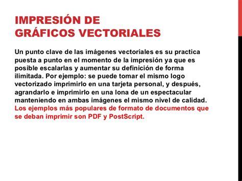 imagenes vectoriales pdf clase 2 gr 225 ficos vectoriales