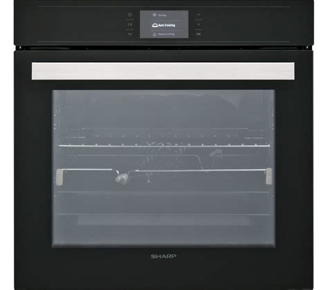Oven Sharp buy sharp ks 70t50bhh electric oven black free