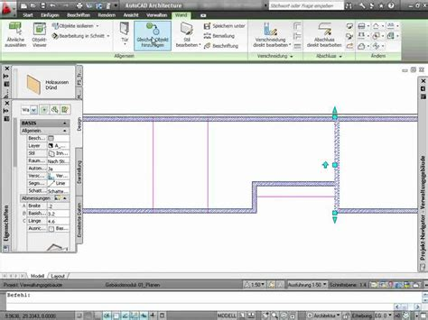 tutorial autocad download gratis autocad architecture tutorial 01 15 intelligente w 228 nde