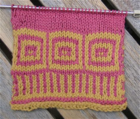 mosaic knitting tutorial mosaic knitting you only work with one color at a time