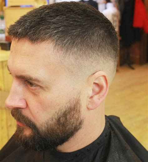 combed fade forward 49 coolest short haircuts for men in 2018