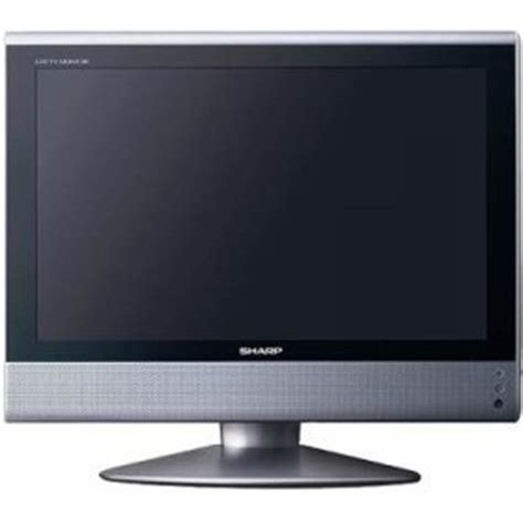 Tuner Tv Tabung Sharp Sharp Ll171mu Widescreen 17 Quot Lcd Monitor With Tv Tuner Electronics