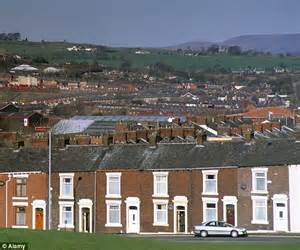 cheapest houses to buy in uk lancashire is the cheapest place to buy a house in britain deposit of 163 15 000 gets