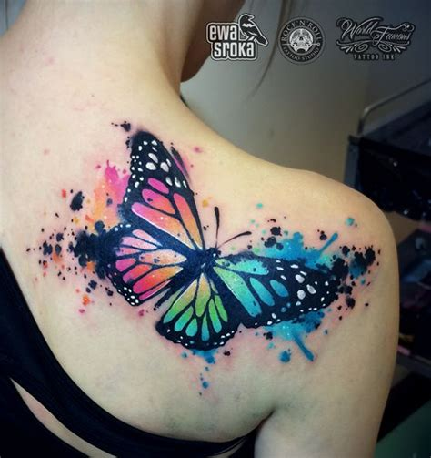 watercolor tattoo artists metro detroit 15 watercolor tattoos for females