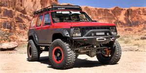 Jeep Xj Accessories Or Fabs Project Ferrarjeep Xj Road