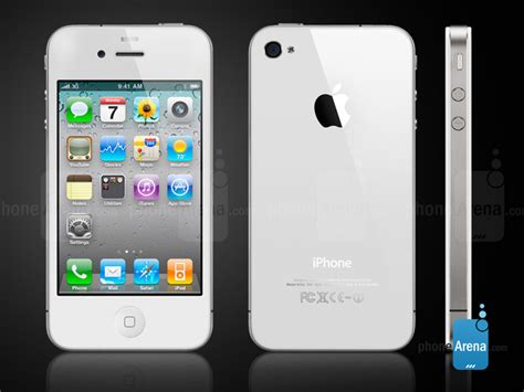 Iphone 4 Specs Apple Iphone 4 Specs