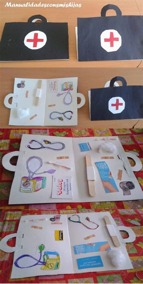 doctor bag craft template doctor bag craft s help doctors
