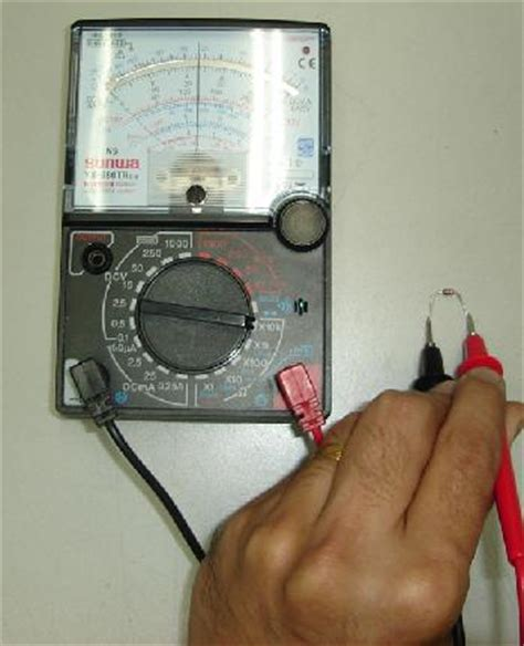 how to measure a zener diode testing zener diode easy test method