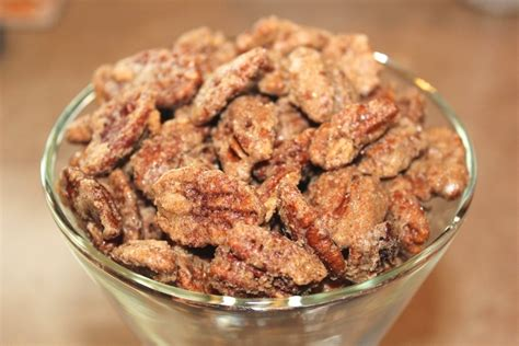Sugar Nut sugared pecans recipe dishmaps