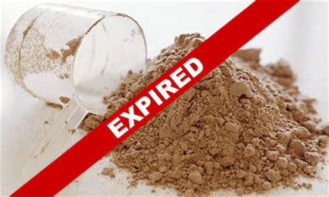 supplement expiration dates does expired protein powder go bad is it still safe to use