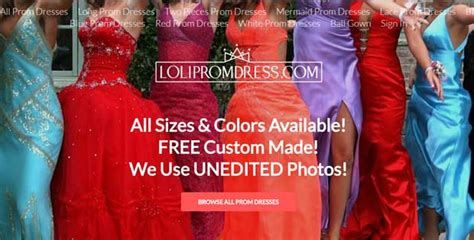 lolipromdress review lolipromdress reviews lolipromdress com feedbacks complaints rating please