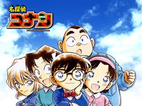 Dompet Fullprint Anime Detective Conan 37 gambar detective conan edogawa terlengkap gambar