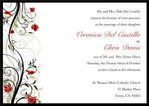 Pics photos wedding invitation samples printable