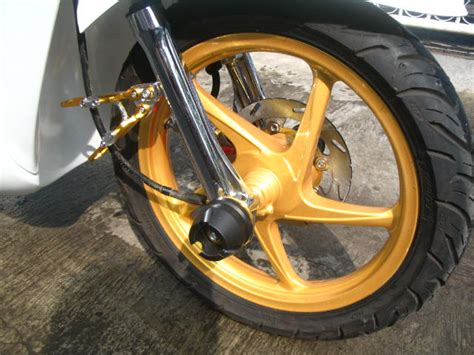 As Roda Depan Matic Variasi oracle modification concept modifikasi honda scoopy