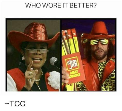 Who Wore It Better Meme - who wore it better tcc meme on sizzle