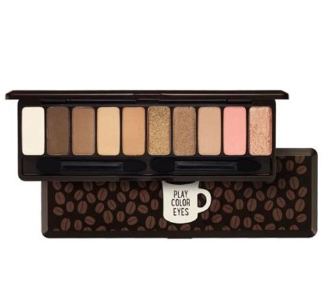 Etude House Play Color Eyeshadow etude house play color in the cafe for 2016 musings of a muse