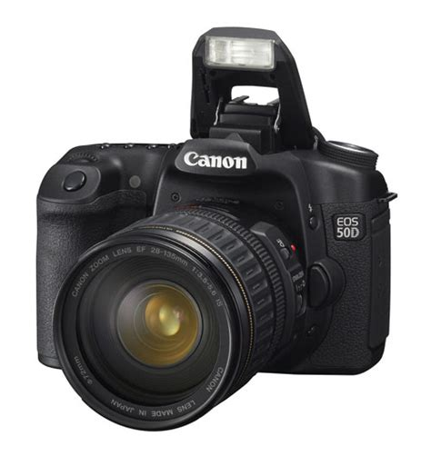 canon usa canon usa unveils eos 50d dslr tech ticker