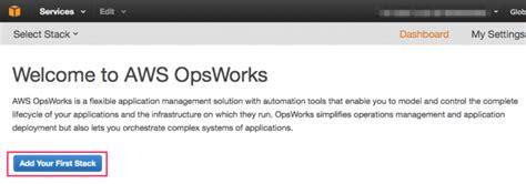 docker tutorial advanced docker on aws opsworksチュートリアル developers io