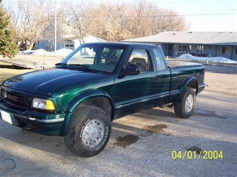 kelly g36 1996 gmc sonoma club cab specs photos modification info at cardomain