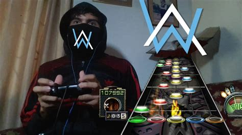 Alan Walker Guitar Hero | guitar hero 3 alone guitar remix alan walker by