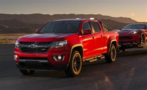 2017 Chevrolet Colorado Release Date Diesel Mpg Review by 2017 Chevrolet Colorado Review And Release Date 2017