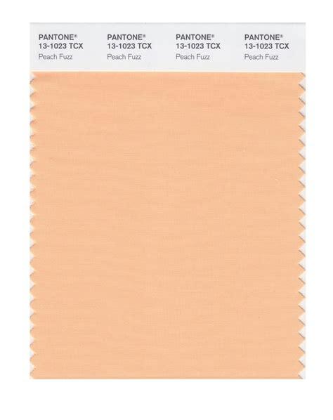peach pantone buy pantone smart swatch 13 1023 peach fuzz