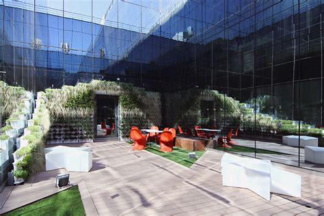 sede in la sede de microsoft en madrid una oficina adaptada a los