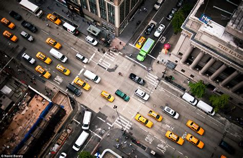 inter section photographer navid baraty captures new york city and tokyo
