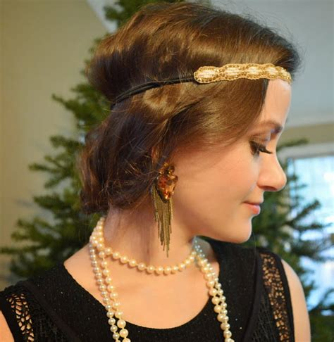 flapper updo hairstyles how to do 1920s hair updo hairstylegalleries com