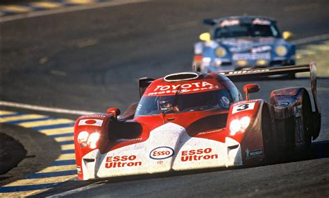 Toyota Gt1 Toyota To Field All New Lmp1 At Le Mans Next Year Autoblog