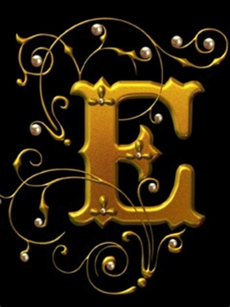 Download Alphabet E Wallpaper 240x320 | Wallpoper #63605 E Alphabet Wallpapers