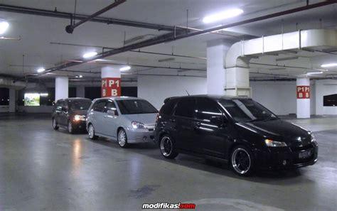 Argento Tatakan Plat Nomor Mobil Oem For Suzuki aerio hitamnya yanla