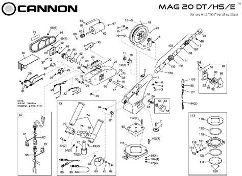 wiring diagram cannon mag 10 wiring diagram and schematics