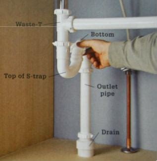 how to plumb a kitchen sink yourself hunker kitchen sink drain installation