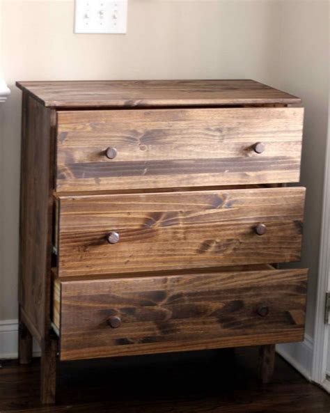 Wood Bedroom Dresser Small Wood Dresser Bestdressers 2017