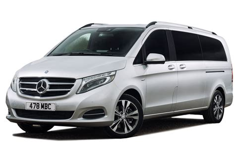 mercedes  class mpv  review carbuyer