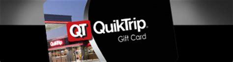 Quiktrip Gift Card Balance - home qt prepaid card