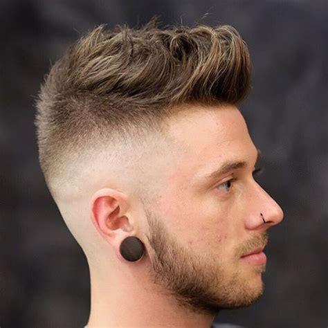 high skin fade with beard 27 hipster haircuts men s haircuts hairstyles 2017