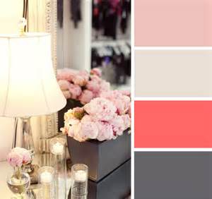 pink and grey color scheme color palette gray pink white pop circumstance