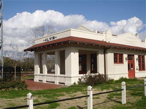 alvin depot alvin stations depots on