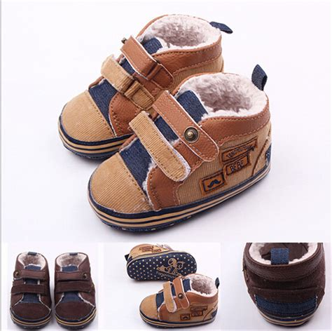 cool baby shoes 2015 cool winter newborn baby shoes warm walker
