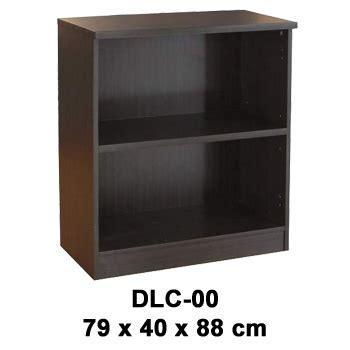 Lemari Arsip Kantor Pintu Panel Dhc 8323 jual lemari arsip rendah tanpa pintu type dlc 00 harga murah toko agen distributor di
