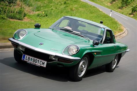 mazda rotary history of the mazda rotary engine picture special