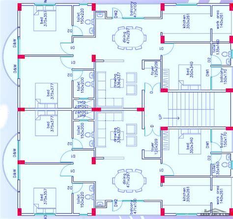 Single Floor House by