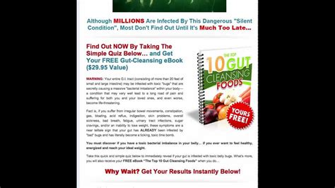 Cleanse Diet Detox Information by Cleanse Detox Diet Shocking Information And Free